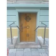 Двери по индивидуальному проекту фото