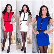 """Стильное женское платье """"Oleksandro"""" фото"""