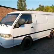 Автофургон hyundai h100, купить в Украине, заказать из Европы, купить хюндай фургон фото