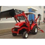 Трактора сельскохозяйственные фотография