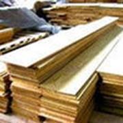 Распиловка древесины на ламель фото