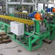 Металлосайдинг Корабельная доска. Оборудование для производства. фото