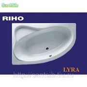 Акриловая ванна LYRA 140x90x46,5 фото