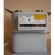 Правильный Счетчик газа Elster ВК-G2.5 фото