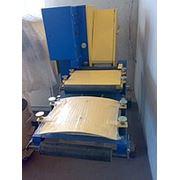 Тестозакаточная машина И8-ХТЗ (для батонов) фото