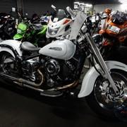 Мотоцикл чоппер No. B5604 Yamaha DRAGSTAR 400 CLASSIC фото