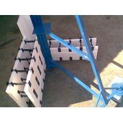 Технологическая линия для блоков несъёмной опалубки системы Термодом фото