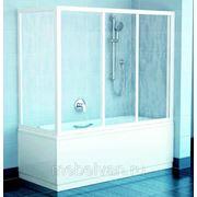 Шторка для ванны RAVAK APSV + AVDP3 фото