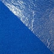 Ковролин выставочный Exporadu/Экспораду 054 Ярко-синий с защитной пленкой фото