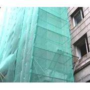 Сетка строительная оградительная фото