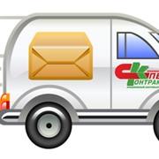 Доставка товаров, транспортировка фото