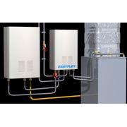 Системы водяного отопления фото