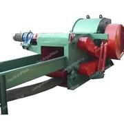 Барабанная рубительная машина (щепорез) БМР-220