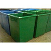 Контейнер для мусора (800х900х1000) в Молдове фото