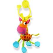 """Подвеска-погремушка вибрирующая """"Счастливый жираф"""" 033JF Biba Toys фото"""