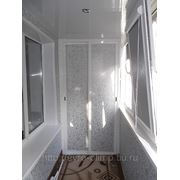 Алюминевый шкаф двустворчатый
