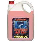 Антифриз Antifreeze AF12 -40°C (красный)