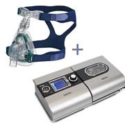 Эксклюзивный комплект от ResMed: Базовый СиПАП (CPAP)-аппарат S9 Escape + назальная маска Mirage Activa LT (ResMed) фото