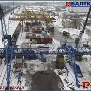 Монтаж грузоподъемных кранов фото