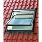 Мансардные окна Факро с окладом фото