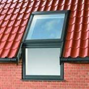 Мансардные окна Велюкс с окладом