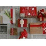 Печенье в декоративных коробках фото