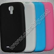 Силиконовый чехол Samsung Galaxy S4 I9500 фото