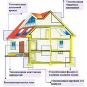 Утепление жилых и промышленных помещений пеноизолом фото
