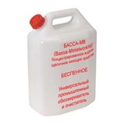 Басса-МВ жидкое щелочное моющее средство беспенное фото