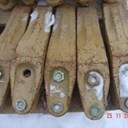 Зубья на ковш погрузчика LG933 (LG936) фото