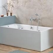 Ванна акриловая 170х70х58 см С панелью фото