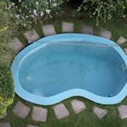 Устройство внутренней поверхности бассейна фото