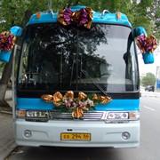 Заказ свадебного автобуса фото
