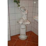 Омелия-фигура садовая фото