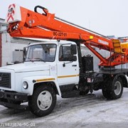 Аренда Автовышки ГАЗ 22м фото
