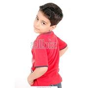 Футболки детские фото