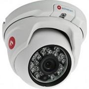 IP-камера вандалозащищенная уличная с ИК подсветкой AC-D8121IR2 объектив 2.8 мм
