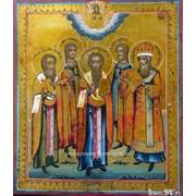 Икона избранные святые, Ковчег, Киев фото