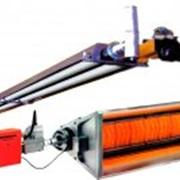 Установка лучистых систем отопления фото