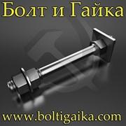 Болт фундаментный с плитой тип 2.2 м72х1000 фото