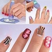 Набор для печати на ногтях в домашних условиях Salon Express фото