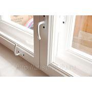 Двухрамные деревянные окна ( столярные окна) фото