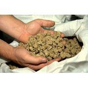 Экструдированный экологический сухой корм для собак фото