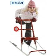 Финские сани Esla складные Т2 для детей фото