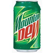 Напиток Mountain Dew фото