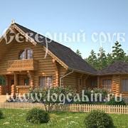Деревянные дома ручной рубки, дома в Симферополе