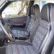 Автомобильные чехлы для сидений Шевроле Нива (Chevrolet Niva) фото