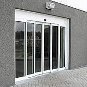 Раздвижные автоматические двери фото