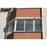 Раздвижные окна фото