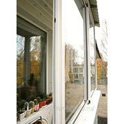 Алюминиевые балконы, лоджии фото